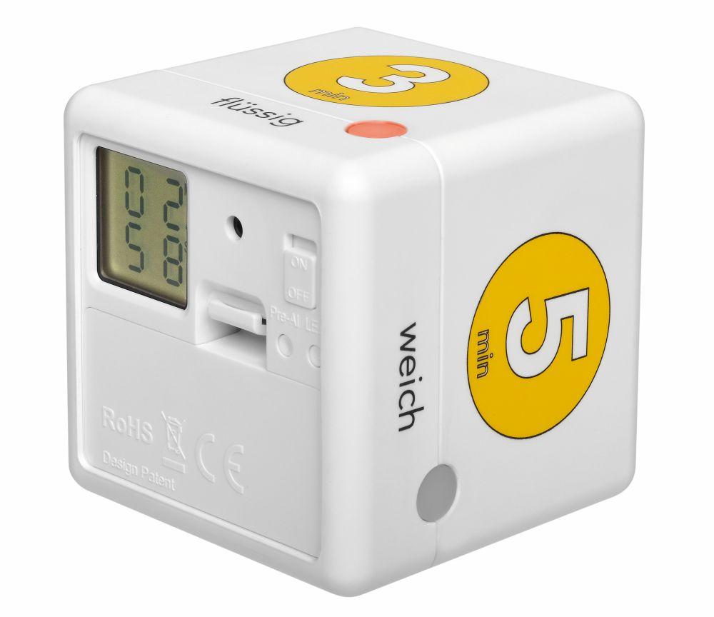 Digitální časovač TFA 38.2041.07 CUBE - na vajíčka