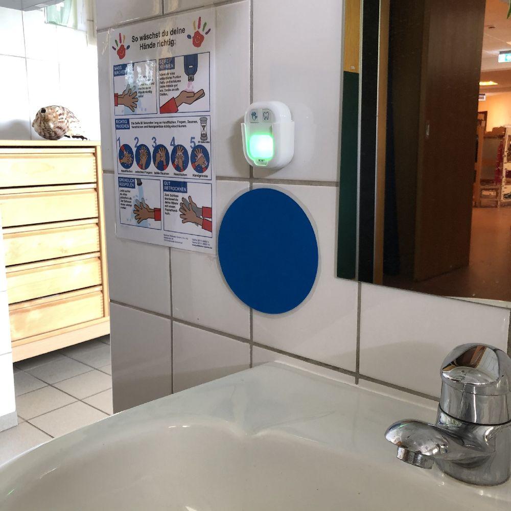 Časovač na mytí rukou a čištění zubů TFA 38.2046.02