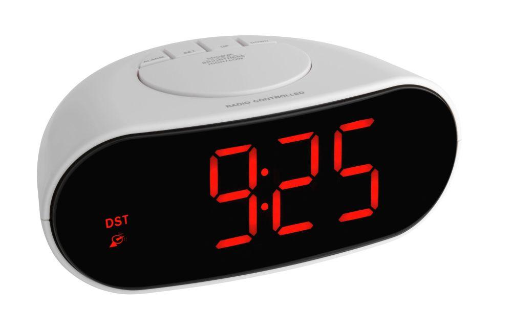 Rádiem řízený digitální budík TFA 60.2505