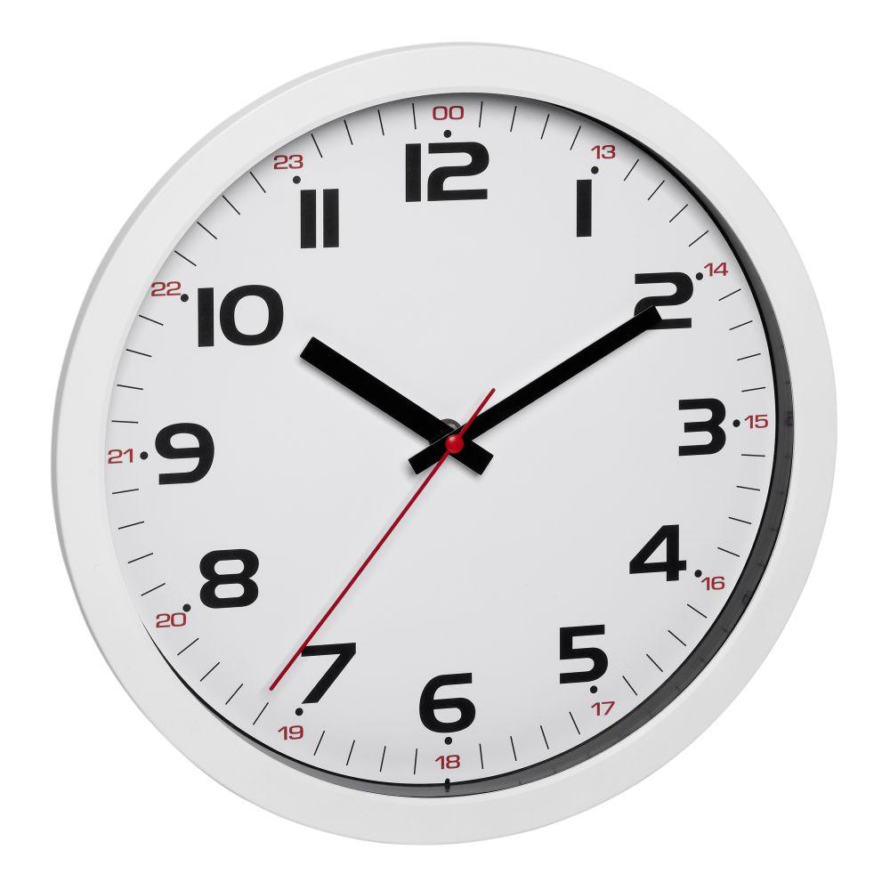 Nástěnné hodiny TFA 60.3050.02 - bílé
