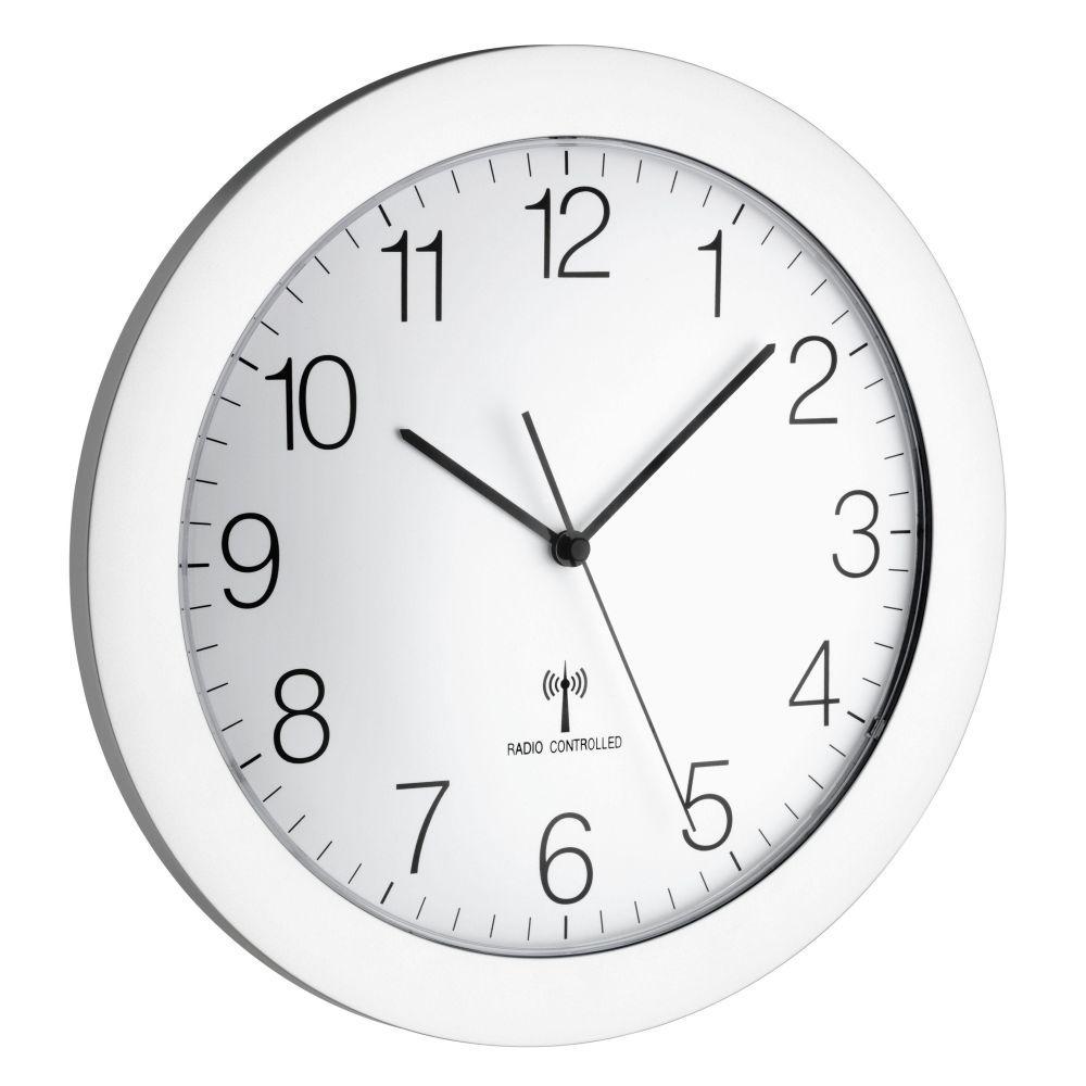 Nástěnné DCF hodiny TFA 60.3512.02 s tichým chodem