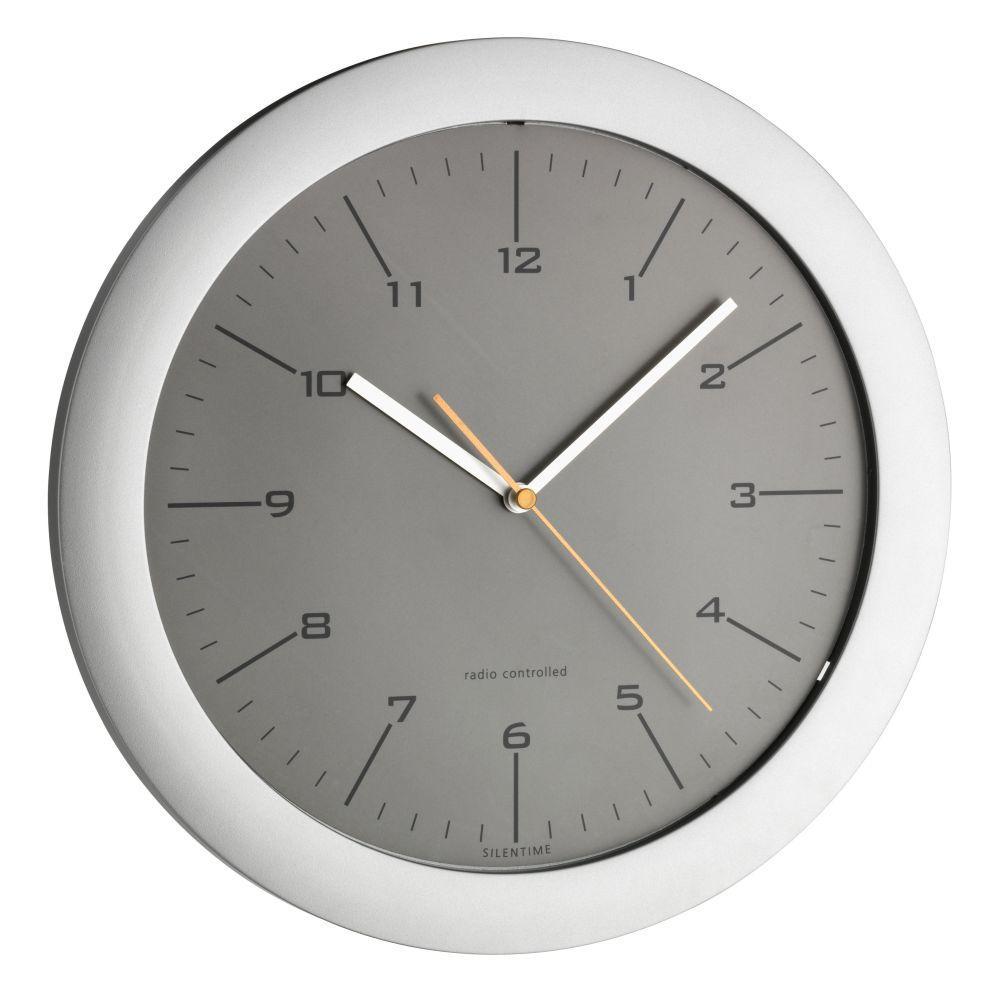 Nástěnné DCF hodiny TFA 60.3512.10 s tichým chodem