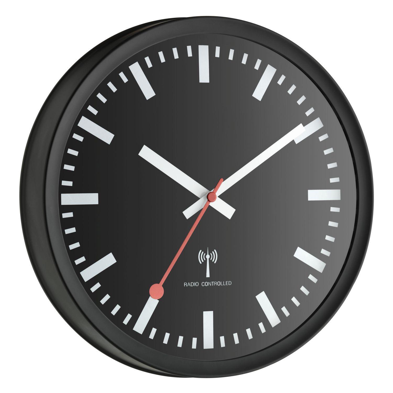 Nástěnné hodiny řízené DCF signálem TFA 60.3513