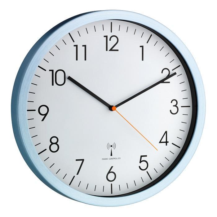 Nástěnné hodiny řízené DCF signálem TFA 60.3517.55