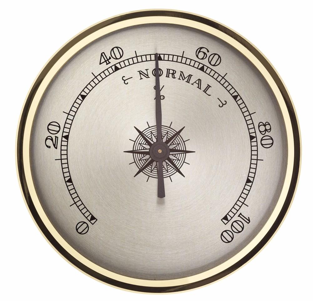 Vlhkoměr 70 mm na zabudování - K1.100845