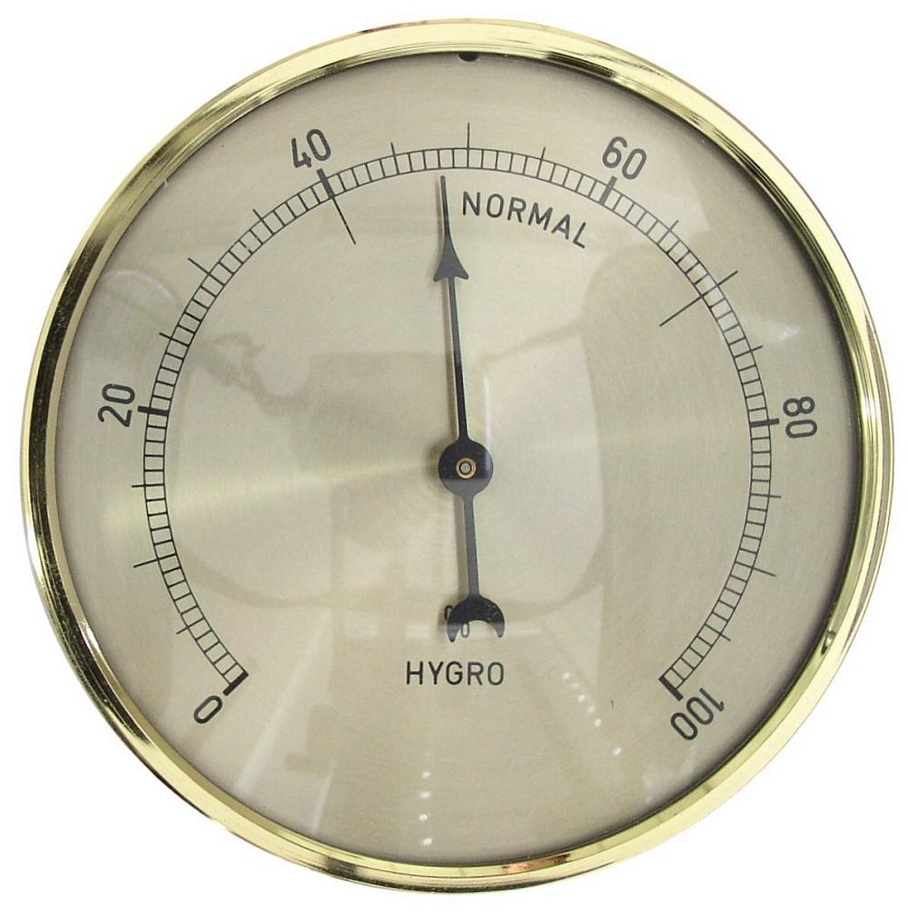 Vlhkoměr 81 mm na zabudování - K1.100868