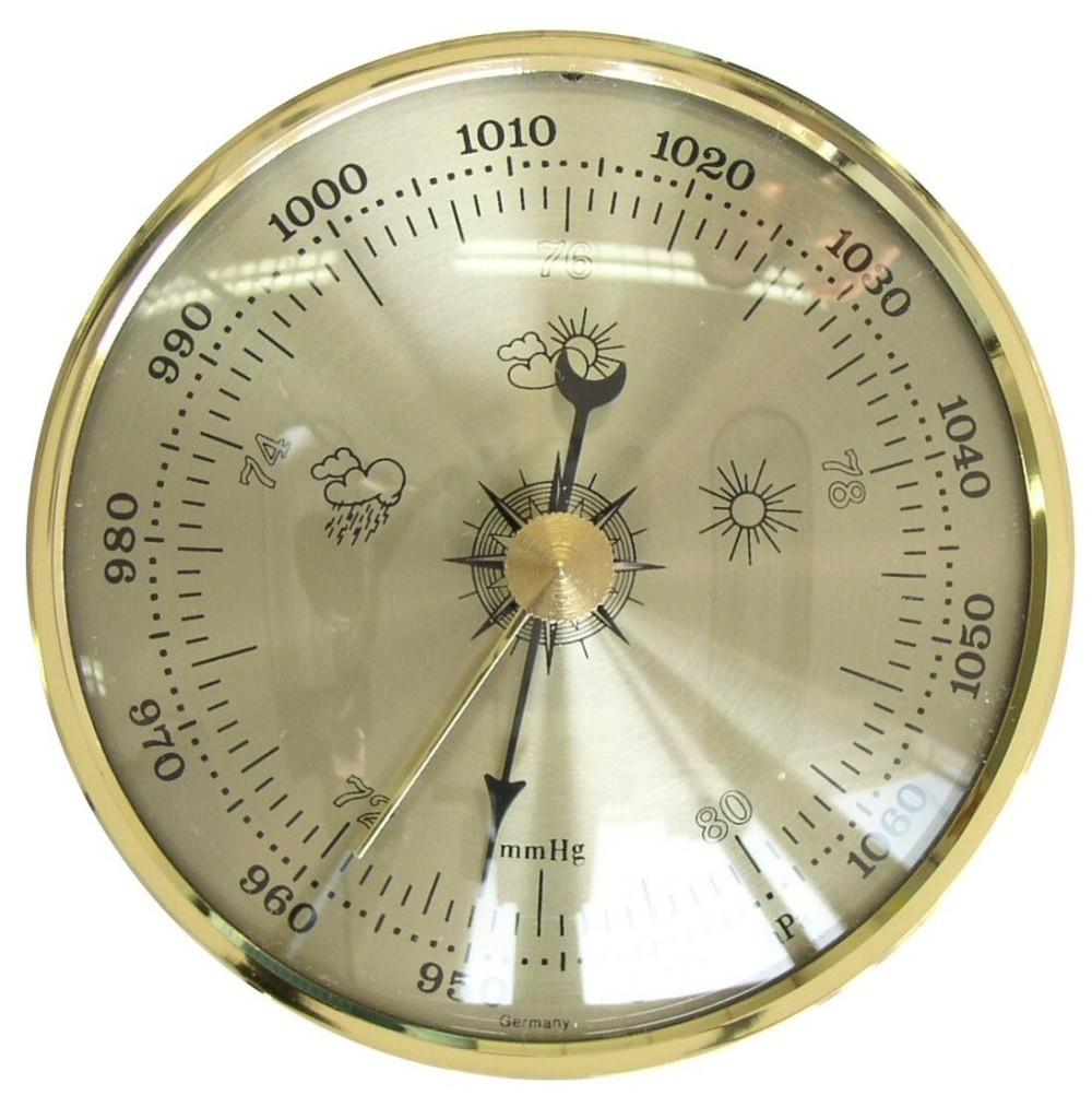 Barometr 81 mm na zabudování - K1.100869